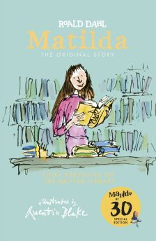 Matilda British Library - final jacket