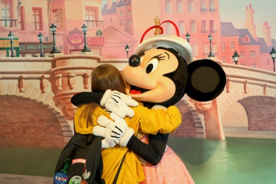 Me and Minnie