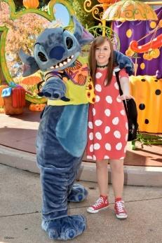 Me and Stitch