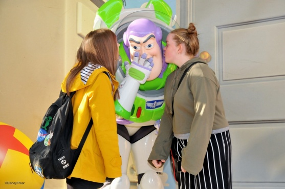 Me, Katie and Buzz
