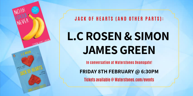 L.c Rosen & Simon James Green