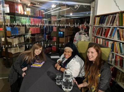 Angie, Kimi and I
