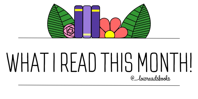 What I read this month